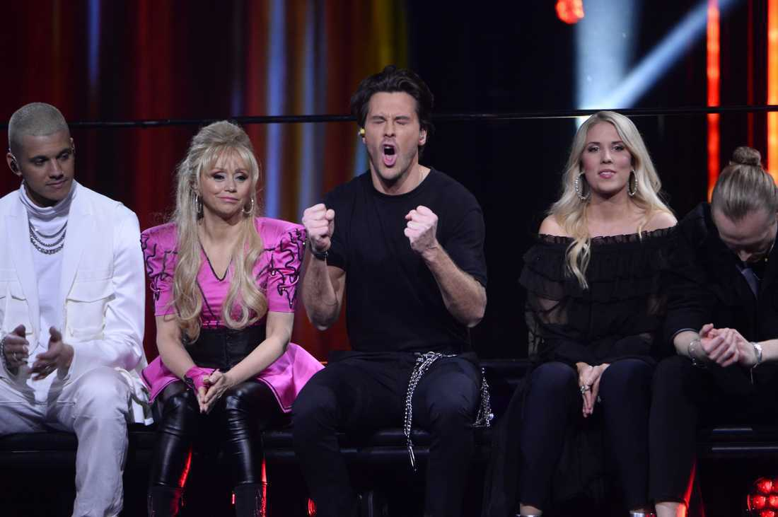 Melodifestivalen 2020: Deltävling 4