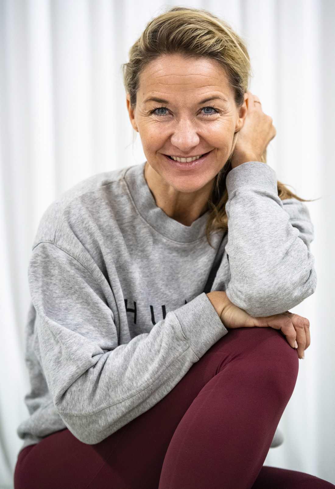Kristin Kaspersens ursäkt till följarna