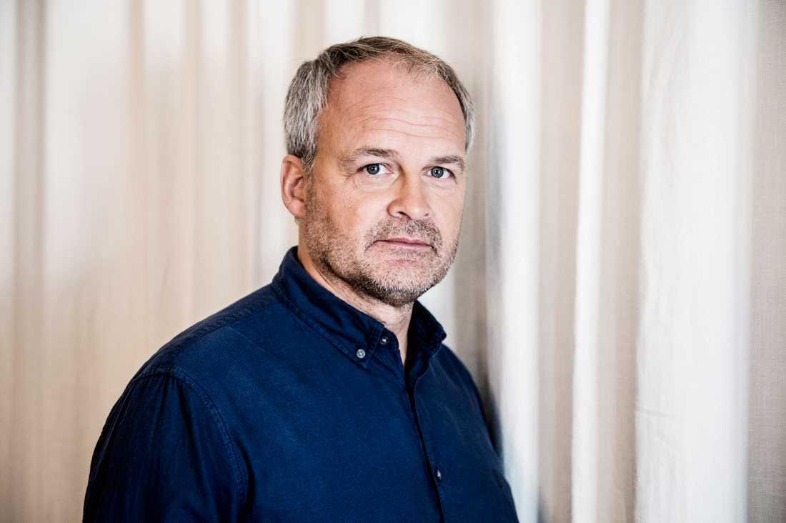 Johan Rheborg rasar över 16 weeks of hell