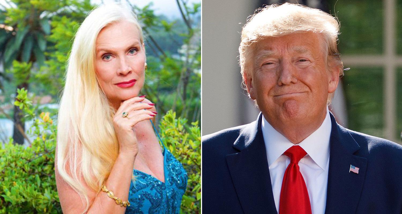 Gunilla Persson rasande på Donald Trump