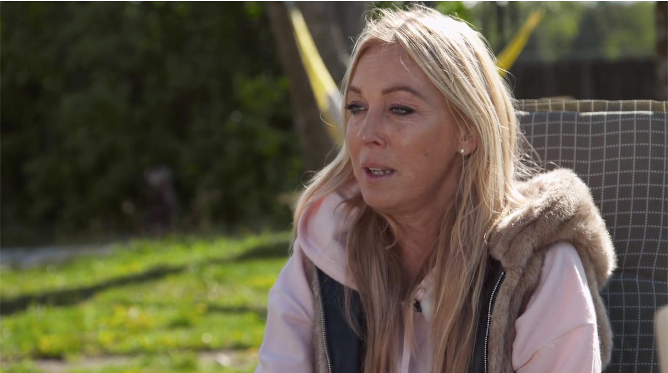Linda Lindorffs killvädjan i Bonde söker fru
